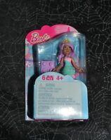 2016 Barbie Mega Bloks Mini Purple Princess 6 Pcs. Collection 1 Dpk91