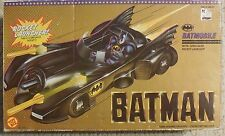 BATMAN 1989 Batmobile New w/Box Toybiz (First Issue without Cocoon)