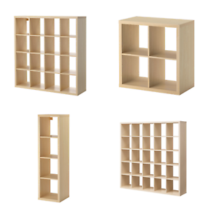 Ikea Kallax Storage Display Unit Shelving Bookcase Inserts With