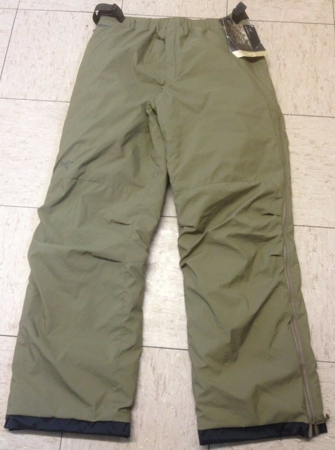Arc'teryx LEAF  Men's Fusion Pants Large Regular - 8756 UKSF SAS SBS SEALS  new sadie
