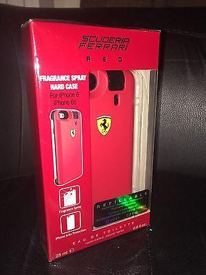 Scuderia Ferrari Red - Cover spray 25 ml per iPhone6/6S Ricarica