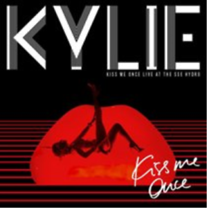 Kylie-Minogue-Kiss-Me-Once-UK-IMPORT-CD-with-DVD-NEW