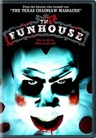 The Funhouse Sealed Dvd