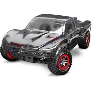 Traxxas-Slash-4x4-Platinum-Brushless-ARR-Short-Course-Truck-w-Low-CG-Chassis-LCG