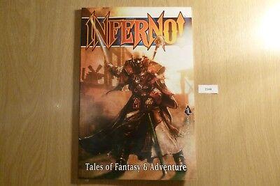 Gw Inferno Tales Of Fantasy & Avventura-issue 27 2001 Ref:1544-mostra Il Titolo Originale