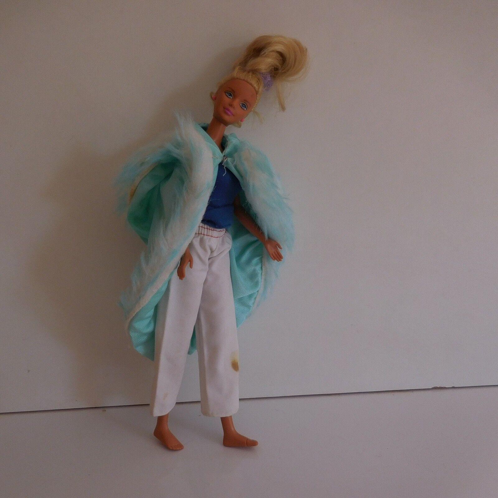 Poupée Mattel collection 1991 artiste mode vintage XXe PN France