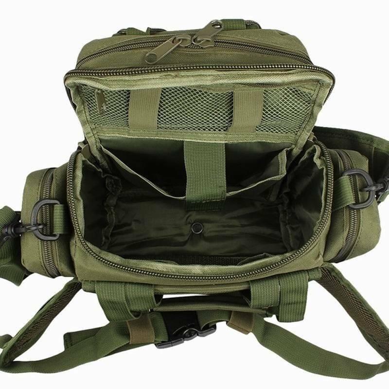 Outdoor Camping Camera Bag Multifunctional Tactical Pocket Hunting Rucksacks AS