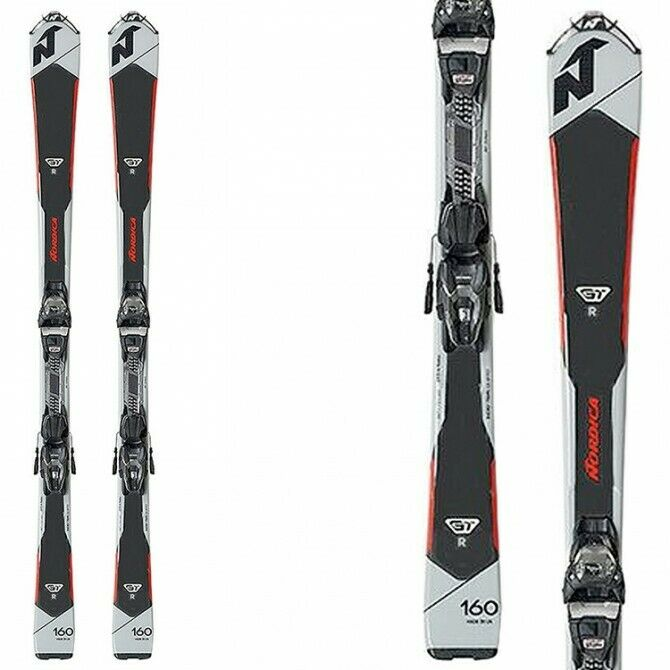 Skiing Allround Nordica Gt R +N Adv P. R.