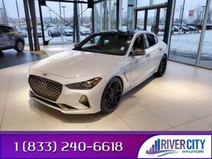 2019 Genesis G70 AWD G70 Navigation (GPS),  Leather,  Heated Seats,