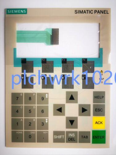 1PCS NEW Siemens OP77B 6AV6641-0CA01-0AX1 button film