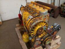 Deutz F6l812 Air Cooled Diesel Engine Runs Great Duetz Power Unit F6l 812