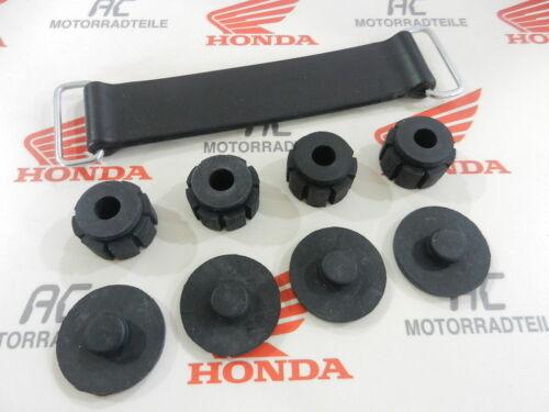 Honda CB 750 Four K0 K1 K2-K6 F1 Halteband + Gummi Anbauteile Batteriekasten Neu