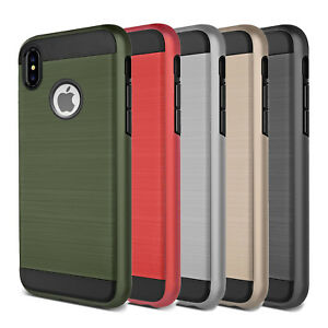 For Apple iPhone 8 6S 7 Plus Case Ultra Hybrid Shockproof Protective Hard Cover
