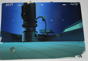 Original Production Background Batman Beyond Ebay