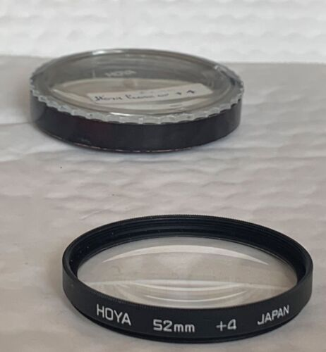 4 Close-up Filter Hoya 52mm