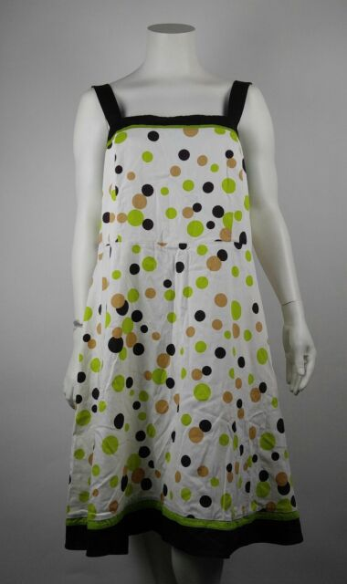 Cato Womens Plus Size 26w Fit Flare Dress Polka Dot 101 11 Ebay