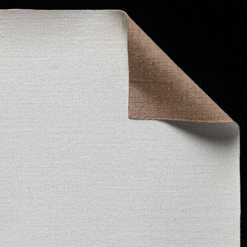 CL66 Jackson/'s Museum Stretched Canvas Claessens Linen 20x20cm