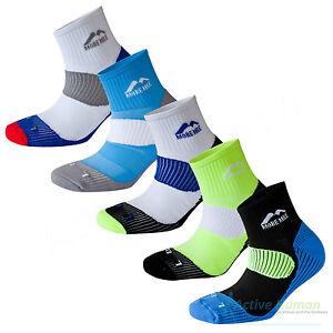 5-Pair-Pack-More-Mile-London-Cushioned-Padded-Sports-Running-Socks-Mens-Ladies