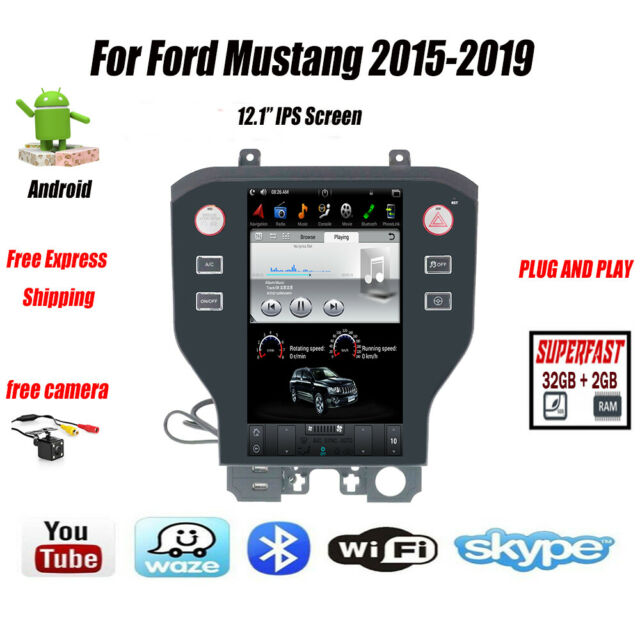 Android Radio For Ford Mustang