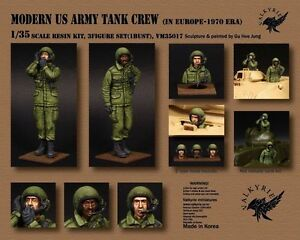 1-35-Scale-Modern-US-Army-Tank-Crew-in-Europe-1970-Era