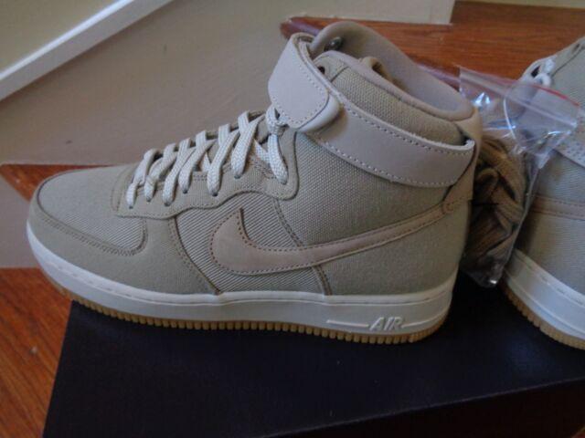 WMNS Nike Air Force 1 Hi UT Women s BOOTS Aj2775 200 Size 9 NWB for ... 5463dd2cf