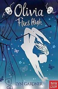 Lyn-Gardner-Olivia-Flies-High-Olivia-Series-Very-Good-Book