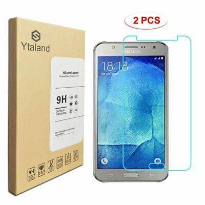 2Pack Tempered Glass Screen Protector For Samsung Galaxy J7 Core Neo Nxt