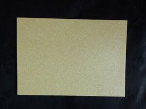 10 x Glitter Card Sheets Magenta Pink 14.8 x 10.5cm A6//C6 250gsm Card