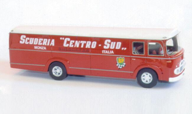 ABC124 CAMION FIAT 682 RN2 SCUDERIA CENTRO SUD MONZA 1959