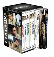Columbo Complete Series DVD Set Collection Lot Season Episodes TV Show Box Film