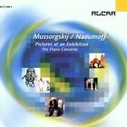Mussorgsky Pictures at an Exhibition 4010228510621 CD