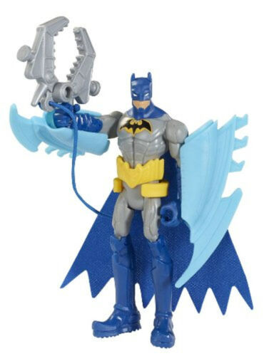 Batman Batarang Claw Action Gotham City Fight Ages 3 Mattel New Toy Boys Fun