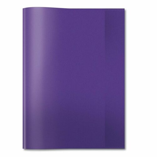 HERMA Heftschoner 7496 DIN A4 violett transparent