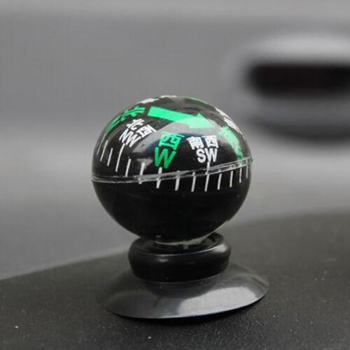 Auto Car Tageszulassung schwimmenden Ball magnetische Navigation Kompass schwarz