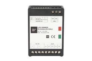 Dalcnet-DLX1224-4CV-Dali-Led-Regulador-de-intensidad-Dali-4-Ch-RGB-RGBW