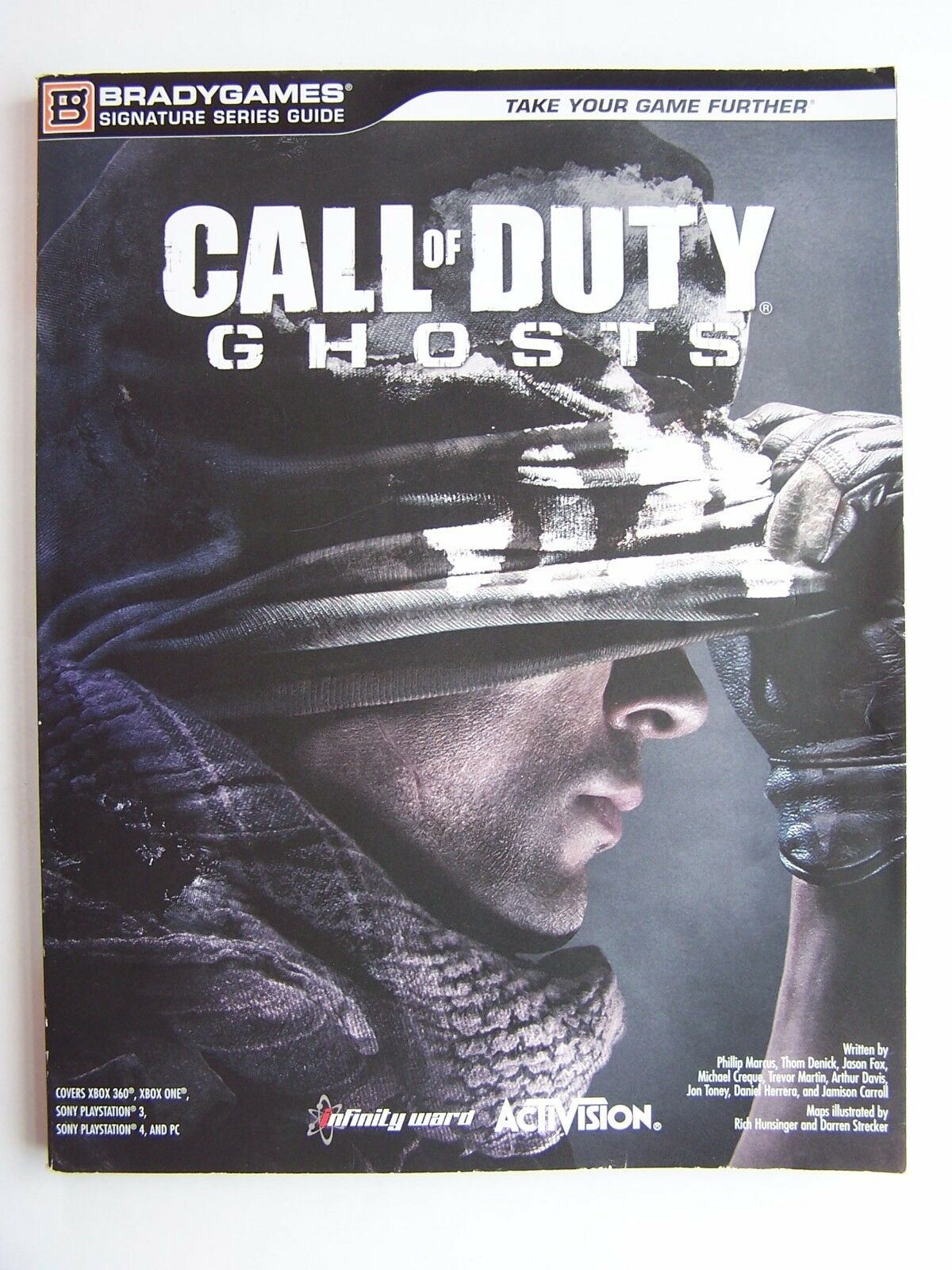 Call of Duty: Ghosts Signature Series Strategy Guide (B