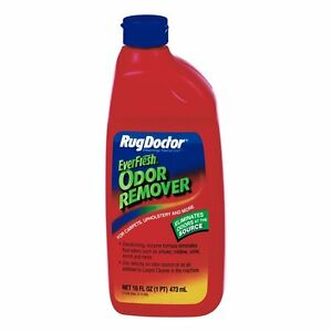 Rug Doctor Cleaning Chemical Everfresh Odor Remover 16oz