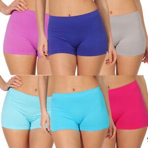 6er-Pack Damen String Slips Panties Hipster Hotpants Tanga Unterhose Dessous NEU