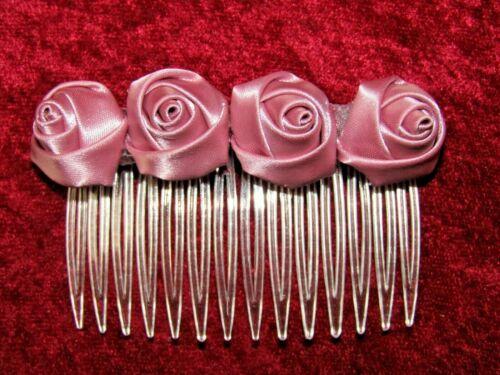 PRETTY SELECTION OF MIXED HAIR COMBS PINS CLIPS HAIR SLIDES BRIDESMAID WEDDING