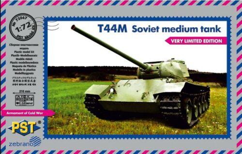 T-44M SOVIET MEDIUM TANK 1//72 ZEBRANO P72067