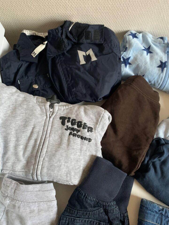 Blandet tøj, Blandet tøj , Primært H&M og Name it
