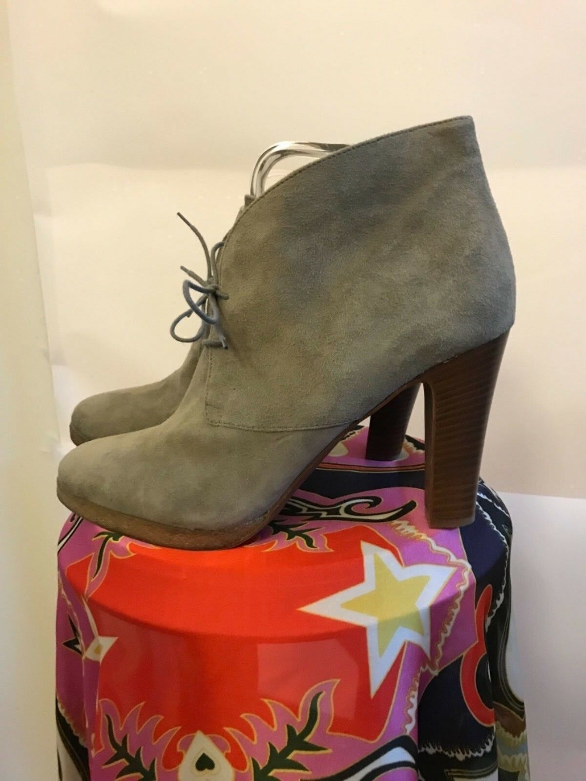 J.CREW SUEDE ANKLE BOOTS 11US/8UK/41EU   new