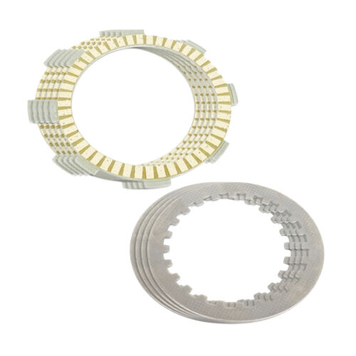CLUTCH FRICTION and STEEL PLATES Fits HONDA CR85R CR85RB 2003-2007