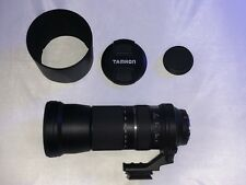 Tamron SP 150-600mm F/5-6.3 Di VC USD Lens for Canon