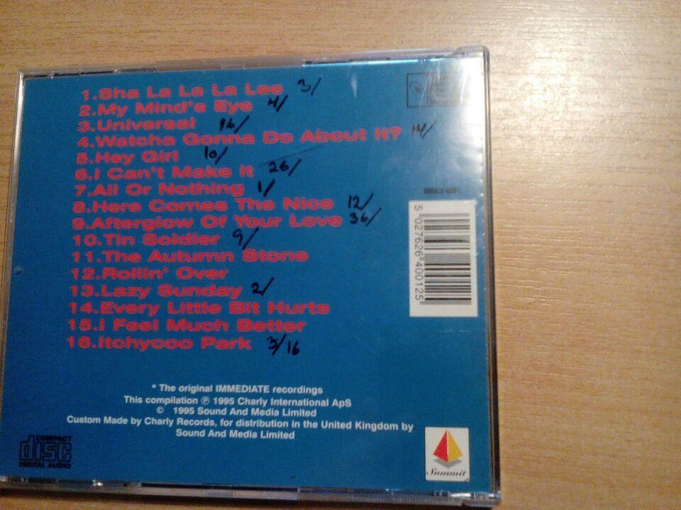 Small faces: 16 original recordings, andet