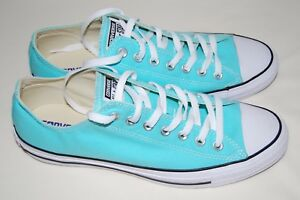 70ee9793ac37 NWOB Converse All Star Chuck Taylor Women s Aqua Blue Walking ...