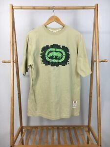 Ecko-Unltd-Men-s-Big-Rhino-Logo-Short-Sleeve-Classic-T-Shirt-Size-S