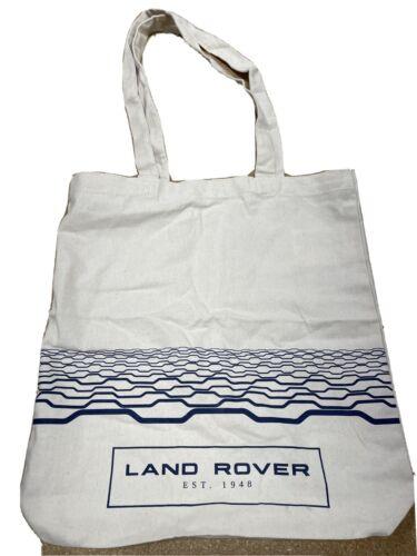Land Rover Tan Tote Bag