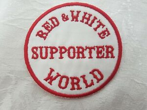SUPPORT-81-KENT-HELLS-ANGELS-Supporter-Large-Sew-On-Patch-BIG-RED-MACHINE-81