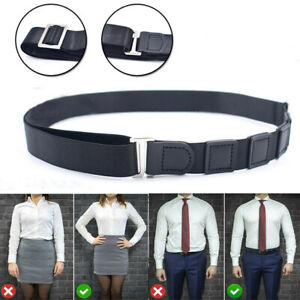 Adjustable-Near-Shirt-Stay-Best-Shirt-Stays-Black-Tuck-It-Belt-Tucked-Shirt-Stay